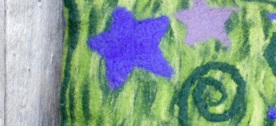 Μαξιλάρι με αστέρια