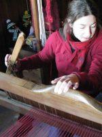 Παραδοσιακός αργαλειός στο Ζαγόρι