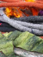 """Κολιέ """"τζίβες"""" σε διάφορα χρώματα και λεπτομέρειες με χάντρες"""